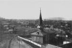 Реконструкция старинной мечети завершается в центре Новосибирска