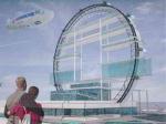 Студентка ИрГТУ Валерия Кольган предлагает построить в Иркутске концертный зал с колесом обозрения