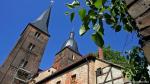 """""""Красные шпили"""" бывшего монастыря откроются для посетителей"""