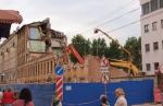 Когда чаще сносили исторические здания в Петербурге: при Матвиенко или Полтавченко?