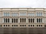 Проект реконструкции фасада нового здания Государственного Мариинского театра