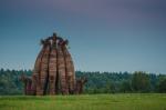 Два дня вокруг «Бобура»: фестиваль современного искусства в Никола-Ленивце