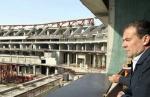 Что сегодня происходит на Крестовском, где строят самый дорогой стадион в мире