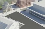 Что лучше построить рядом с БКЗ «Октябрьский»: бизнес-центр или церковь?