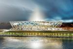Презентация проекта стадиона в Волгограде