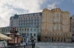 Проект реконструкции фасада здания ТРЦ Регент-Холл и благоустройства Владимирской площади Санкт-Петербурга