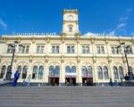 Как выглядит обновленный Ленинградский вокзал