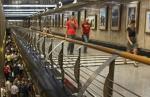 В московском метро появятся «зоны для раздумий»