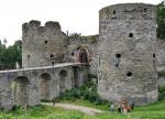 Крепостные и хозяева крепости Копорье