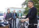 Велосипедисты и чиновники заключили перемирие