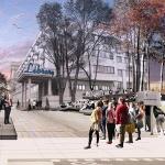 Перестройка: Проект библиотеки № 3 Петроградского района