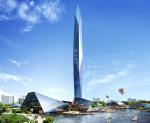 Небоскреб-невидимку построят в Южной Корее