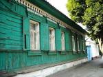 Старый Орел. Карачевская улица. Деревянные дома и резьба