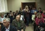 На общественных слушаниях в Волгограде власть и бизнес одержали над жителями очередную победу