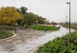 Новые пешеходные зоны: Как выглядит Крымская набережная после реконструкции