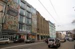 Исторические элементы сохранились при реставрации Малого ГУМа во Владивостоке