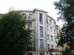 Конструктивистский жилой квартал на Преображенском валу в Москве