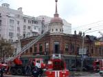 Пожар в «нехорошем», но доходном доме