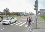 Реконструкция Ярославского шоссе: пешеходы оказались не у дел