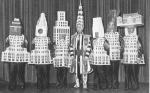Трюизмы в архитектурной риторике, заклинание или боязнь реальности?