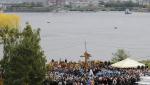 Красноярский губернатор выступил за строительство храма на Стрелке