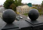 Москва, возможно, нашла место под парламентский центр