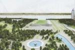 Проект планировки поймы реки Царица