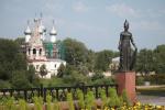 В Вологде нашли фундамент крепости Ивана Грозного