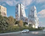 В Москве появится свой «танцующий» дом