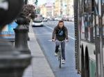 Велосипеды рвутся в центр