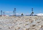 Олимпийскую деревню штормит