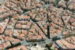 Необычная планировка и архитектура района Эшампле в Барселоне