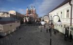 Шесть улиц в Замоскворечье стали пешеходными