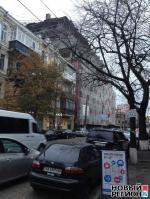 Как уничтожают старый Киев: в исторической части столицы Украины строится небоскрёб