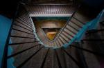 Выйдем на лестницу