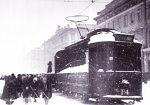 Петербургский трамвай. Часть 2