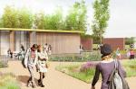 LDA Design представили проекты благоустройства парка «Садовники» и Сиреневого сада