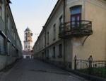 Старинный город со светлым будущим