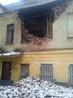 Палаты XVII века разрушаются в центре Москвы