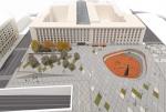 Во вторник стартует конкурс на проект реконструкции Триумфальной площади