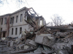 В Ярославле застройщик снес старинный дом