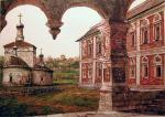 Храмы Басманного района Москвы в 1812 году по воспоминаниям очевидцев