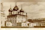 Взорванный 70 лет назад кафедральный собор Ярославля будет восстановлен к концу следующего года