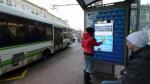 Электронные табло на остановках будут учитывать пробки