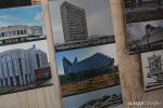В Благовещенске открылась выставка фотографий советской архитектуры