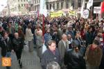 Сентябрьский марш: нестройное собрание оппозиции