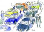 «Машина в центре – глупая роскошь»