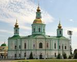 Российско-украинский диалог в церковной архитектуре. Часть 1