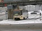 Почти 8 тысяч столбиков установят вдоль трамвайных путей в Москве