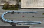 Надземные пешеходные переходы в Петербурге: плюсы и минусы